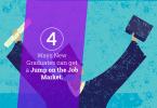 4 Ways New Graduates Can Get a Jump on the Job Market