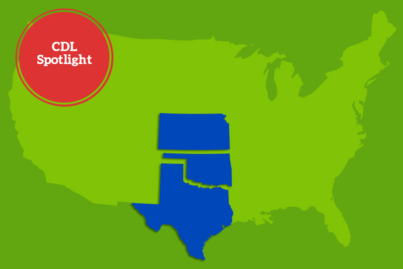 Commercial Drivers License Guide: Texas, Kansas, and Oklahoma