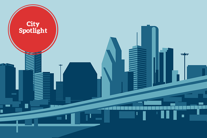 City spotlight-Houston, Texas