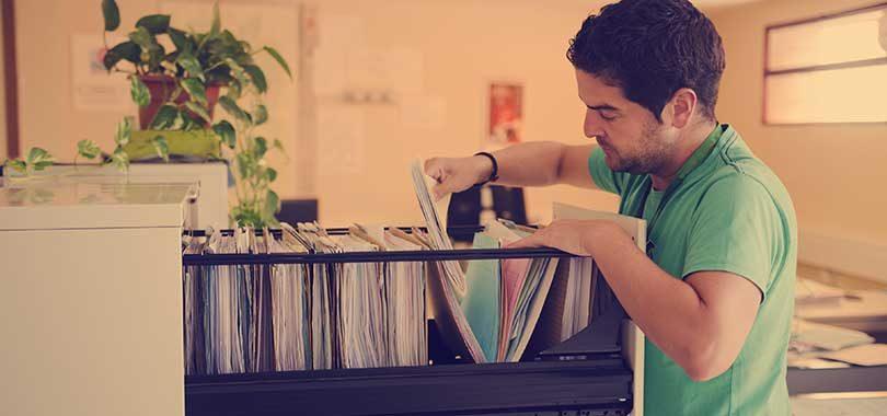 office-clerk