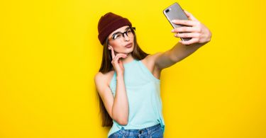 use snapchat in your job search