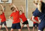 Professional development of physical education teachers