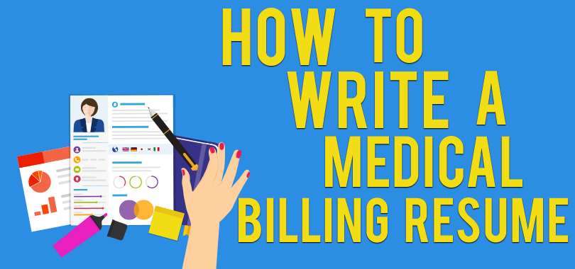 How To Write A Medical Billing Resume With Examples Thejobnetwork